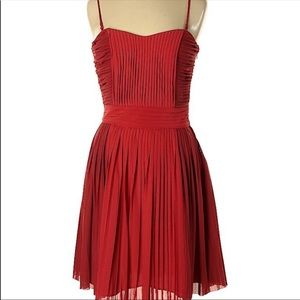 Accordion Pleat ModCloth Dress